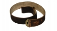 NCO BUFF LEATHER BELT, NO BUCKLE