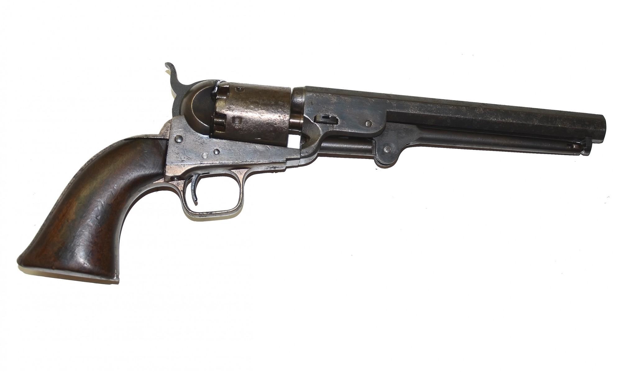 London Colt Model 1851 Navy Revolver Horse Soldier