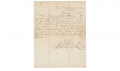 17TH PA CAVALRY - TWO DOCUMENTS FOR BLACKSMITH