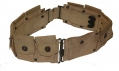MODEL 1918 MOUNTED CARTRIDGE BELT
