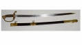 VERY NICE CONDITION MODEL 1852 NAVAL OFFICER'S SWORD