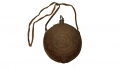 MODEL 1858 BULLSEYE CANTEEN COMPLETE WITH CORK, COVER & SLING