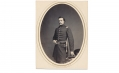 ALBUMEN PHOTOGRAPH OF PETER DIRCK KEYSER, 91ST PENNSYLVANIA INFANTRY