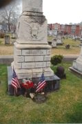 THEFT FROM GRAVESITE OF GEN. JOHN REYNOLDS