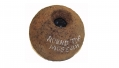 "US/CS 4.52"" 12 POUNDER SPHERICAL CASE-SHOT SHELL FROM THE ROSENSTEEL FAMILY COLLECTION"