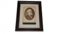 FRAMED PHOTO OF ROBERT E. LEE BY MICHAEL MILEY