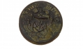 RELIC RHODE ISLAND STATE SEAL COAT BUTTON