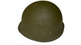 WORLD WAR TWO M1 HELMET WITH LINER