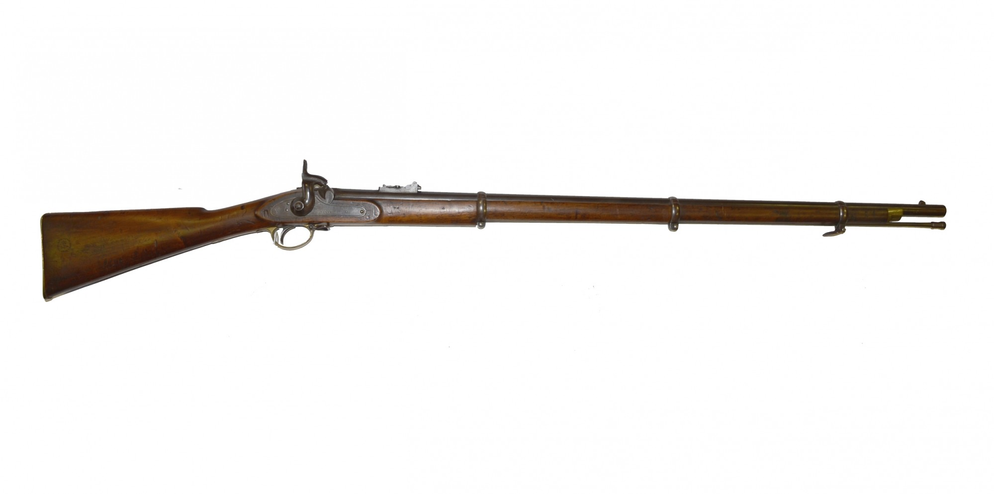 TOWER-MARKED BRITISH PATTERN 1853 ENFIELD PERCUSSION MUSKET