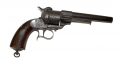 BEAUTIFULLY ENGRAVED MODEL 1854 LEFAUCHEUX PINFIRE REVOLVER
