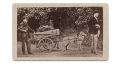 CDV OF A DOG CART