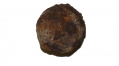 U.S. / C.S. 3 INCH CANISTER BALL RECOVERED FROM GETTYSBURG