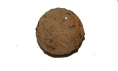 U.S. ARTILLERY IRON CASE SHOT BALL RECOVERED FROM GETTYSBURG