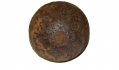 GETTYSBURG RECOVERED CONFEDERATE SPHERICAL SHELL