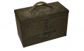 WORLD WAR TWO AMMO CRATE FOR .50 CALIBER M17