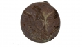 RELIC US EAGLE COAT BUTTON FROM THE WHEATFIELD, GETTYSBURG