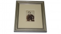 FRAMED CDV OF JOHN WILKES BOOTH