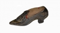 GETTYSBURG LEE'S HEADQUARTERS SOUVENIR SHOE PIN CUSHION