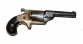 MOORE'S PATENT FIREARMS COMPANY FRONT LOADING REVOLVER