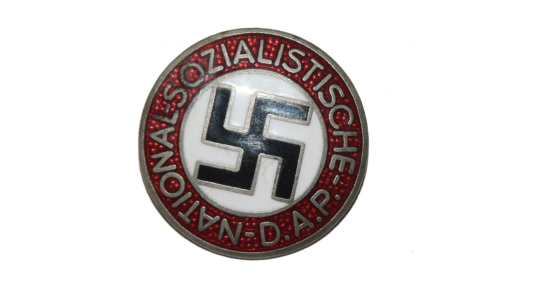 World War Two Nazi Party Pin Horse Soldier