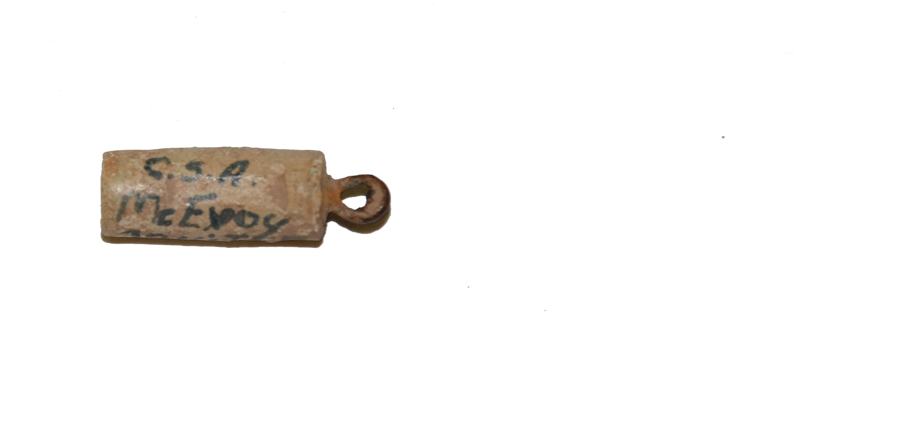 C S  MCEVOY FUSE IGNITER RECOVERED AT GETTYSBURG — Horse Soldier