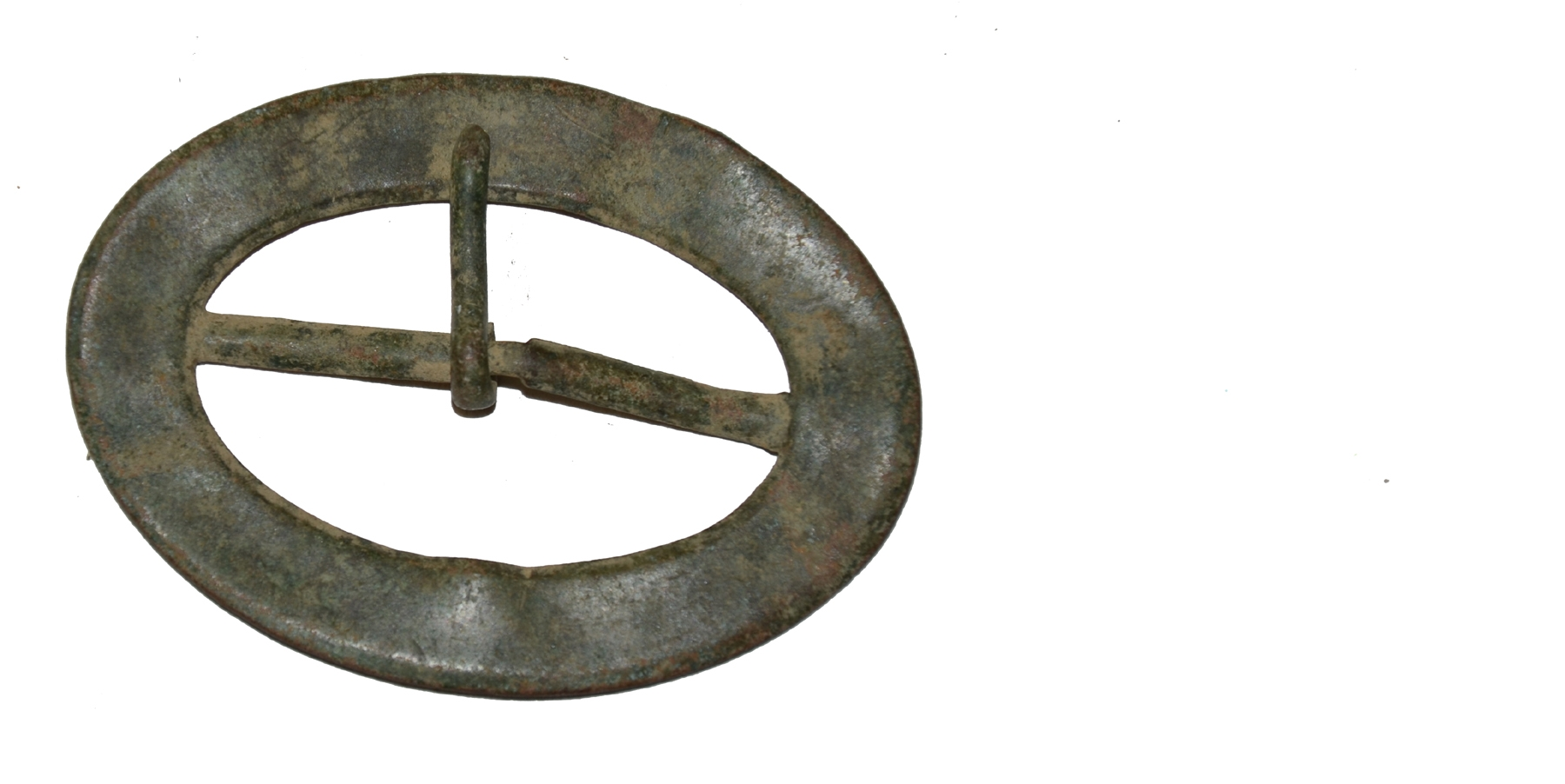 U.S. / C.S. SASH BUCKLE RECOVERED FROM GETTYSBURG