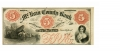 MCKEAN COUNTY BANK OF PA $5 NOTE