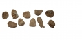 LOT OF FIRED BULLETS – RECOVERED AT GETTYSBURG
