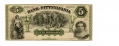 BANK OF PITTSYLVANIA, VIRGINIA $5 NOTE