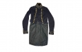 MINT, MUSEUM QUALITY MODEL 1841 MEDICAL OFFICER'S COAT WITH SASH