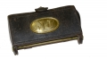 M1874 MCKEEVER CARTRIDGE BOX / NEW JERSEY MILITIA