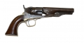 NICE COLT MODEL 1862 POLICE REVOLVER MANUFACTURED IN 1863