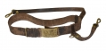 OFFICER'S SWORD BELT – ROCK ISLAND ARSENAL