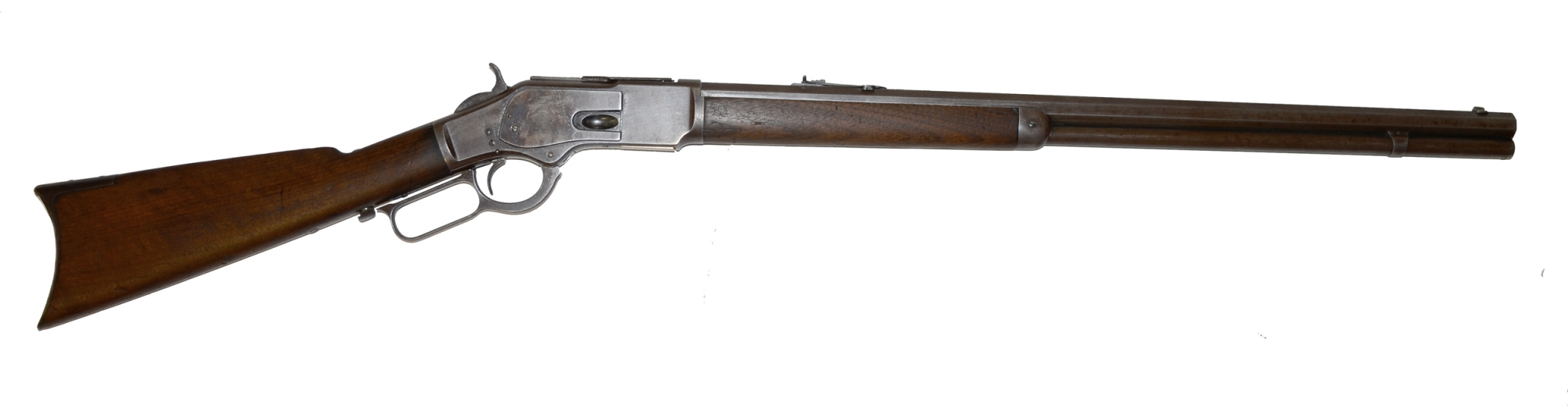 VERY GOOD SECOND VARIATION WINCHESTER MODEL 1873 RIFLEII