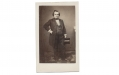 FULL STANDING CDV OF STEPHEN A. DOUGLAS - THE LITTLE GIANT