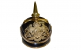 MODEL 1886 GERMAN IMPERIAL PICKLEHAUBE FOR A FIELD ARTILLERY / CAVALRY OFFICER