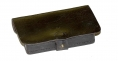 EXCELLENT CIVIL WAR PISTOL CARTRIDGE BOX