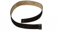 UNISSUED BUFF LEATHER BELT WITH BRASS KEEPER