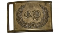 WARTIME NEW YORK RECTANGULAR PLATE