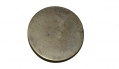 LARGE COLONIAL PEWTER BUTTON, CIRCA 1775