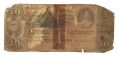 FARMERS BANK OF KENTUCKY $10 NOTE