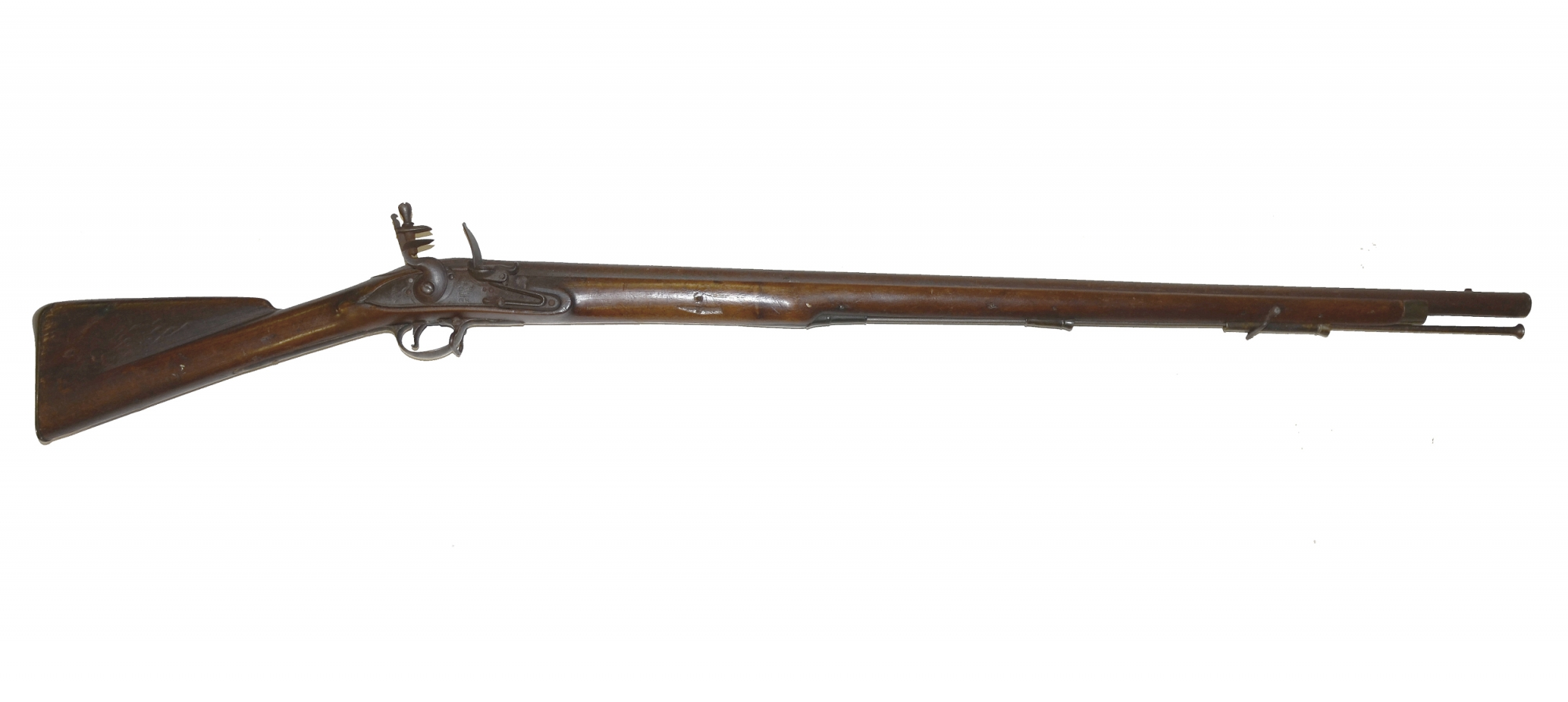 Tower Marked Brown Bess Third Model India Pattern
