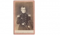 WARTIME LITHOGRAPH CDV OF MAJOR ROBERT ANDERSON-HERO OF FORT SUMTER