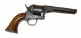 A FINE 'MOORE' SINGLE-ACTION REVOLVER IN EXCELLENT CONDITION