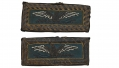 COLONEL OF INFANTRY SHOULDER STRAPS