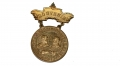 SOUVENIR MEDAL FROM 50TH ANNIVERSARY OF BATTLE OF GETTYSBURG