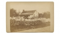 "PHOTO OF MEADE'S HEADQUARTERS AT GETTYSBURG, ""TIPTON'S CANTEEN SERIES"""