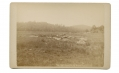 "PHOTO OF LITTLE ROUND TOP AT GETTYSBURG, ""TIPTON'S CANTEEN SERIES"""