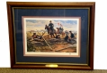 FRAMED PRINT – BUYING TIME by DALE GALLON
