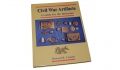 OUT OF PRINT AUTOGRAPHED REFERENCE BOOK ON CIVIL WAR ARTIFACTS